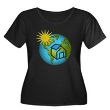 Solar Power Earth T