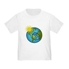 Solar Power Earth T