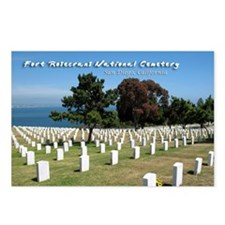 Fort Rosecrans National Cemetery Postcards (Packag