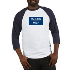 Unique Palin for president Baseball Jersey