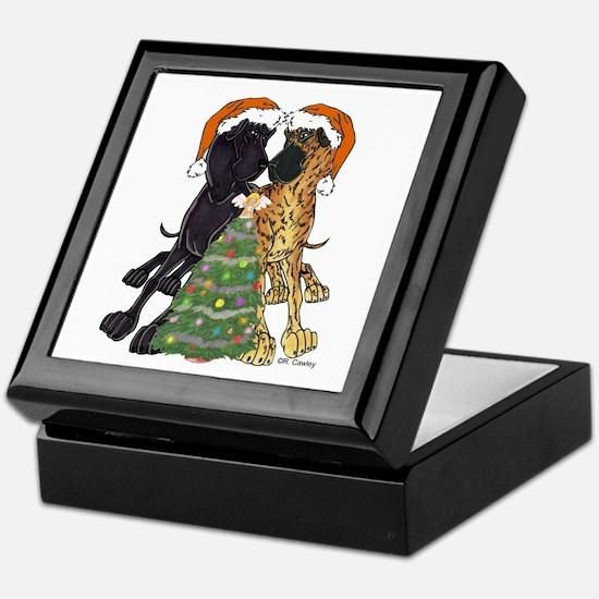 NN Xmas Tree3 Keepsake Box