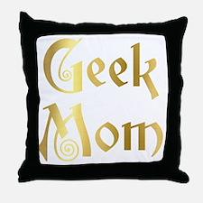 Cute Super mario Throw Pillow