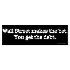 Wall Street Bumper