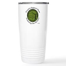 Border Patrol Thermos Mug