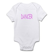 Cute Performing arts Infant Bodysuit
