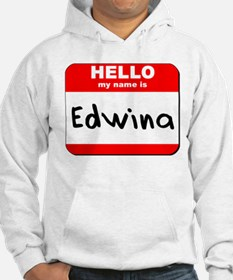 Hello my name is Edwina Jumper Hoody