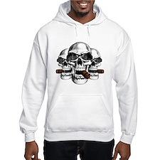 Cool Skulls Hoodie Sweatshirt