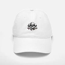 Cool Skulls Baseball Baseball Cap