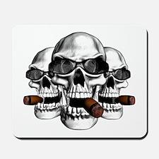 Cool Skulls Mousepad