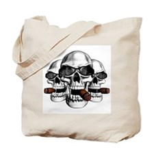 Cool Skulls Tote Bag