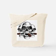 Cool Skulls Tote Bag