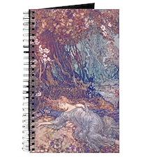 Titania Sleeps Journal