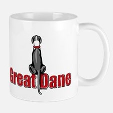 Mantle Great Dane UC Sit Mug
