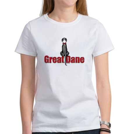 Mantle Great Dane UC Sit Women's T-Shirt