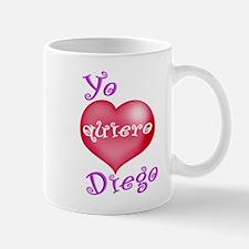 Cute Yo corazon Mug