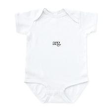 arg Infant Bodysuit