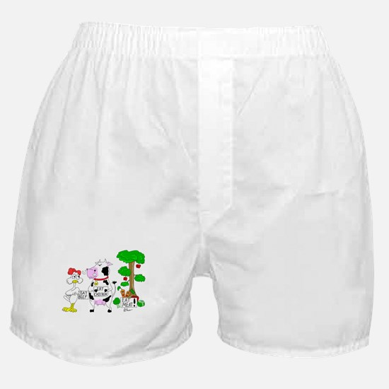 Meat Eaters Boxer Shorts