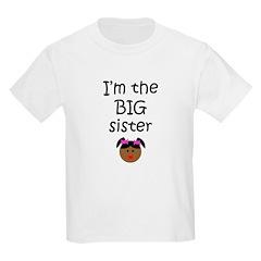 I'm the big sister 3 Kids T-Shirt