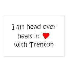 Cute Trenton Postcards (Package of 8)