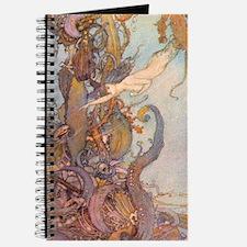 The Little Mermaid Journal