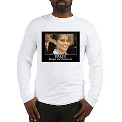Hope for America Long Sleeve T-Shirt