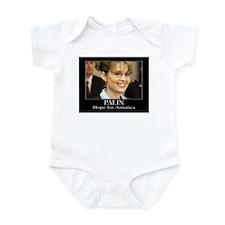 Hope for America Infant Bodysuit