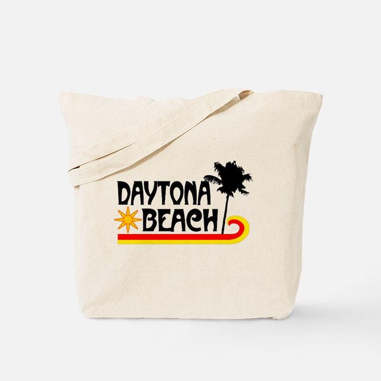 'Daytona Beach' Tote Bag