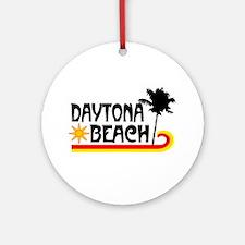 'Daytona Beach' Ornament (Round)