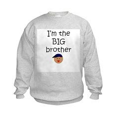 I'm the big brother 2 Sweatshirt