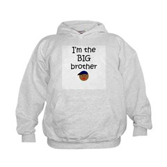 I'm the big brother 3 Hoodie