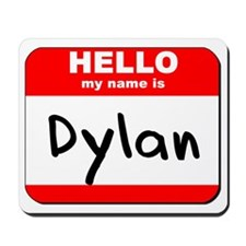 Hello my name is Dylan Mousepad