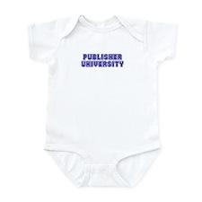 Publisher University Infant Bodysuit