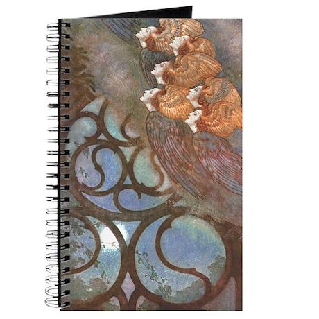 Poe's The Bells, Angels Journal