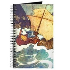 Sinbad and the Boat Journal