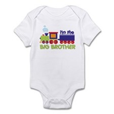 train big brother t-shirts Infant Bodysuit