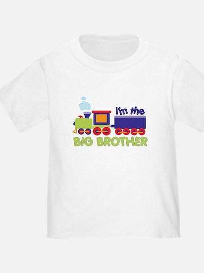 train big brother t-shirts T