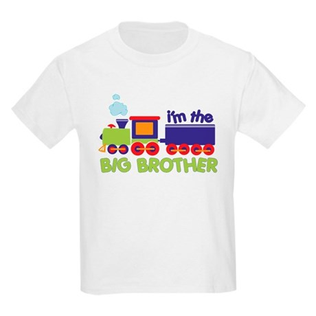 train big brother t-shirts Kids Light T-Shirt