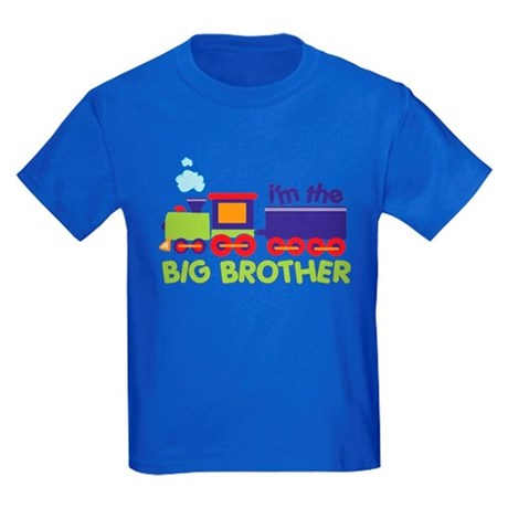 train big brother t-shirts Kids Dark T-Shirt