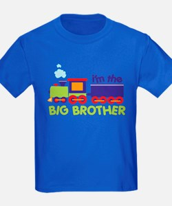 train big brother t-shirts T