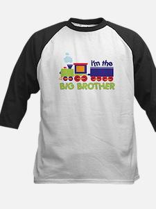 train big brother t-shirts Kids Baseball Jersey