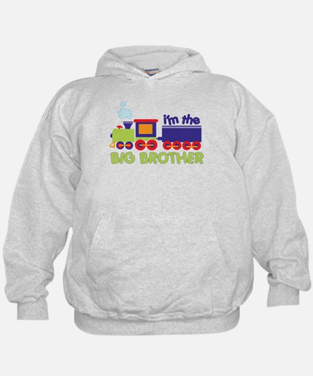 train big brother t-shirts Hoodie