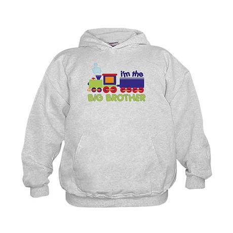 train big brother t-shirts Kids Hoodie