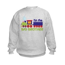 train big brother t-shirts Sweatshirt