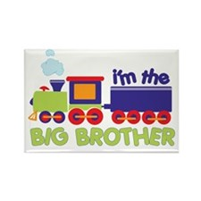 train big brother t-shirts Rectangle Magnet