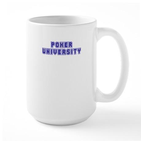 Poker University Large Mug