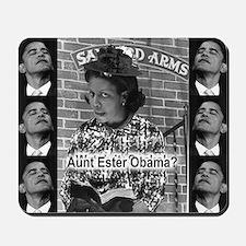 Aunt Ester Mousepad