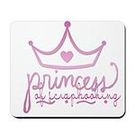 Princess of Scrapbooking Mousepad