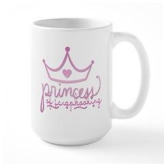 Princess of Scrapbooking Mug