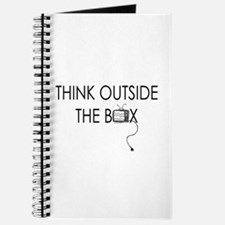Think outside the box. Journal