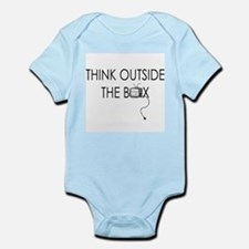 Think outside the box. Infant Creeper